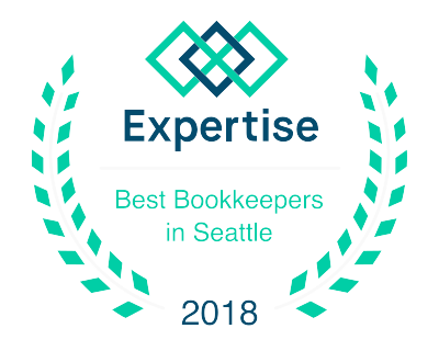 Voted Top Bookeeper in Seattle